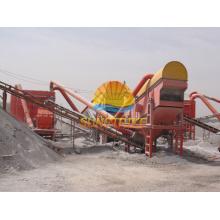 Línea de producción de piedra Planta de trituración de granito