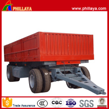 Agricultural Products Transport Drawbar Tractor Trailer