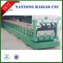 Wellblech Walzenformmaschine / Stahlblech verzinkte Maschine