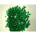 Laboratorio creado Esmeralda piedras preciosas sueltas