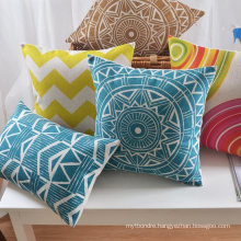 Yrf Durable Soft Painting Cushion Throw Pillow Hotel Products Decoration