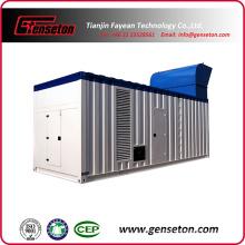 Générateur de générateur de diesel à bas prix à faible bruit