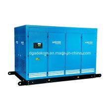 Compresor de aire de tornillo lubricado eléctrico de baja presión industrial (KF250L-5)