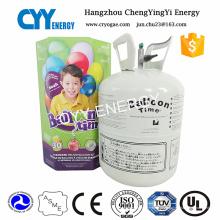 Wegwerf-Helium-Zylinder für Ballon-Fabrik-heißen Verkauf