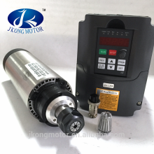 2.2 Kw water / air cooling spindle motor for cnc carving machine