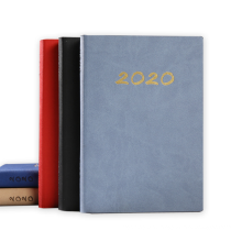Wholesale Custom Diary Book Weekly Monthly Yearly Agenda 2020 2021 Daily Planner