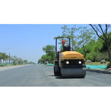 Steel Wheel 3 Ton Mini Road Roller Compactor For Sale Steel Wheel 3 Ton Mini Road Roller Compactor For Sale  FYL-1200