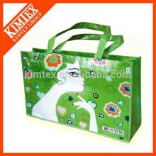 custom nonwoven shopper bags with printing logo