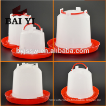 6 L High quality plastic chicken water drinker for poultry farm