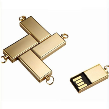 Metall Mini Mobile 8GB Pen Drive 3.0