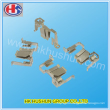 Manufacture Stamping Brass Electrical Contacts (HS-BC-0041)