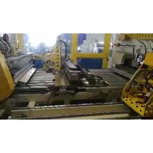 Автоматическая линия для производства стеклянных алюминиевых крышек с завинчивающейся крышкой