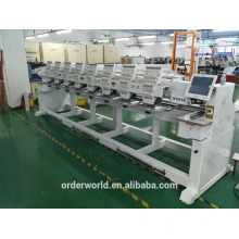 wedding dress embroidery designs machine cheaper 8 head embroidery machine for cap T-shirt clothes
