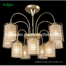 Home Decoration Antique Iron Chandelier Lamp