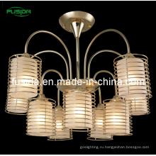 Домашнее украшение Античный железный светильник канделябра