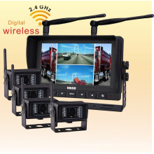 Parts for 7 Inches Digital Wireless Monitor Camera System
