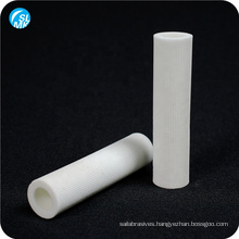 insulating steatite parts ceramic tube resistor