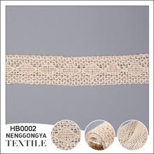 New arrival Different kinds of soft garment cotton lace trim