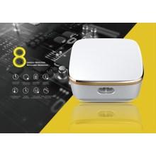 QC2.0 Fast travel charging US/UK/EU Plug