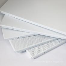 Aluminum false ceiling tiles clip in aluminum ceiling