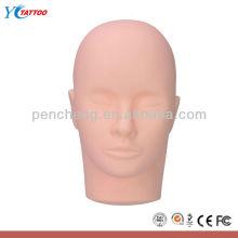 training mannequin head