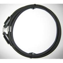 Made in china UTP / FTP / SFTP Cat5 Cat6 Cat6 Cat7 fio de cobre elétrico, cabo de fio