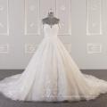 Beaded wedding dress bridal gowns 2017