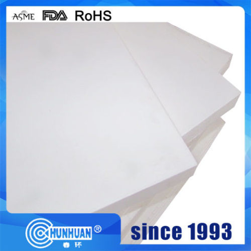 Virgin White PTFE Formblatt