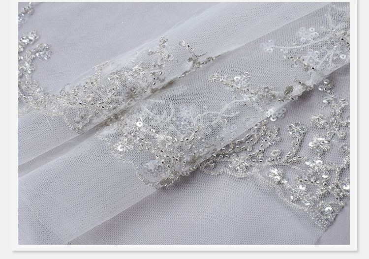 Embroidery Lace Fabric