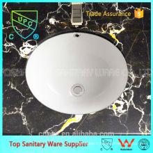Best-seller du bassin en céramique produit chaud avec certification upc ou sac