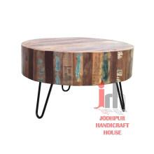 Mesa de registro de madera