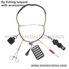 Terrain de pêche à la mouche populaire avec accessoires