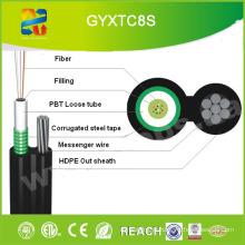 Figura Oito Opgw cabo de fibra óptica (GYFTC8S)