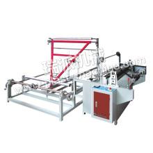 Автоматическая полиэтиленовая пленка складывая и Перематывать машина для мешка Отброса