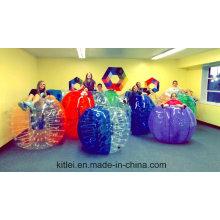 Bola inflable del cuerpo de la bola de la burbuja del cuerpo para la venta