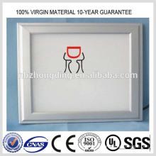 Polycarbonat diffuses Blatt für LED-Licht zum Verkauf