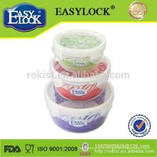 Hot sale BPA Free Promotional plastic soup bowl