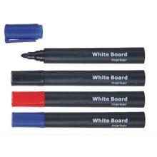 Plástico marcador de la pluma para la fuente de la oficina
