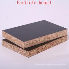 Panneau de particules de bois aggloméré Panneau de particules de mélamine