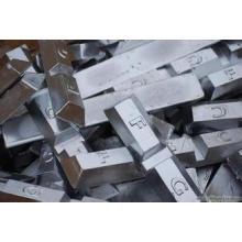 Lingot de plomb 99,97% -99,99% avec haute pureté Pb et bon prix