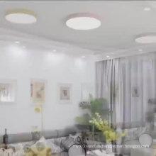 Iluminación de techo LED de 39 vatios, montaje en superficie, 18 W, 24 W