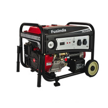 Gerador elétrico da gasolina do silenciador 2kw / 2kVA para o uso da casa da urgência
