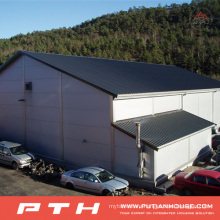 2015 High Quality Light Steel Prefabricated Warehouse with Easy Installation