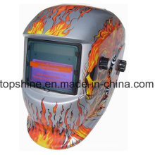 CE Safety Chemical Face PP Professional Standard Protective Welding Mask