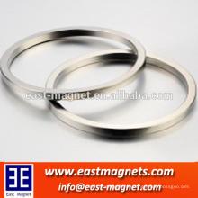 Leistungsgenerator gesinterter NdFeB Ring Magnet von China suplier / hohe remanence, Energieprodukt