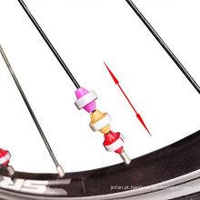 Clipe de plástico refletor de segurança de esferas de roda