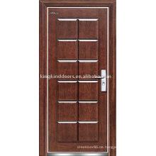 Stahl Holz gepanzerte Tür JKD-208 hohe Sicherheit von China Top 10 Marke Tür