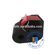 Affranchissement postal rouge cassette Frama ecomail imprimante ruban