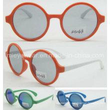 Fashion Plastic Kids Sunglasses (KS148)