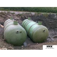 Tanque Subterrâneo Usado para Substância Corrosiva e Radioativa